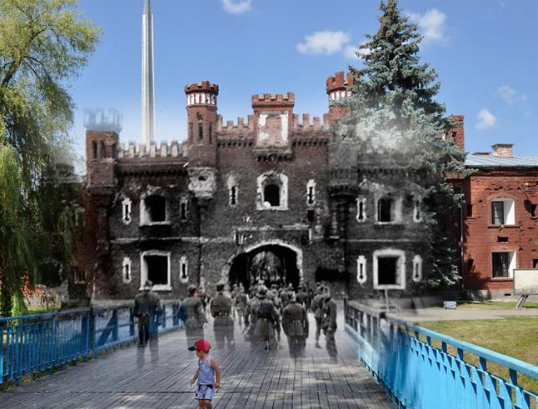 Солдат 9 лет просидел под завалами Брестской крепости. Удивительная история из прошлого