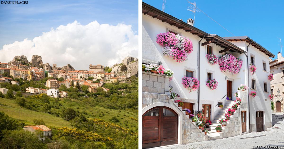 Все эти итальянские города заплатят вам  27 000 долларов за переезд