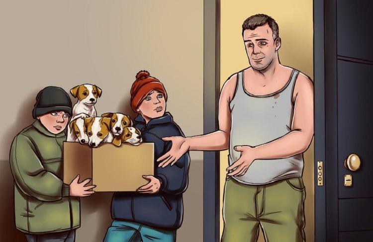 Правдивая история о доброте, показывающая, что оценка людей может быть ошибочна