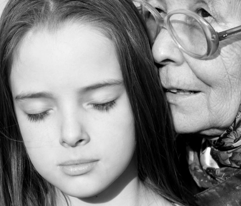 Бабушка-еврейка дала мне 10 мудрых советов. Давать людям 3 шанса ...