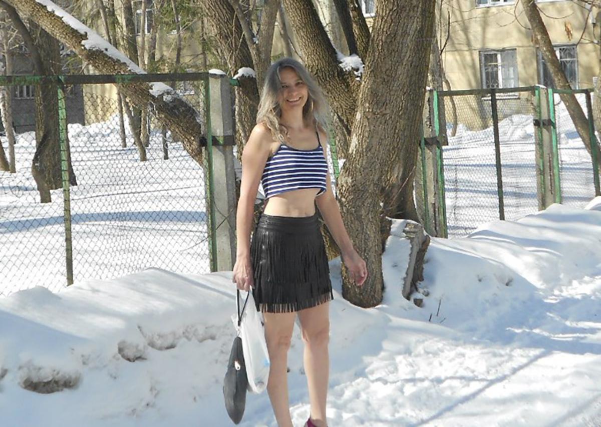 «Нашла эликсир молодости в морозе»: россиянка в 57 лет выглядит на 35