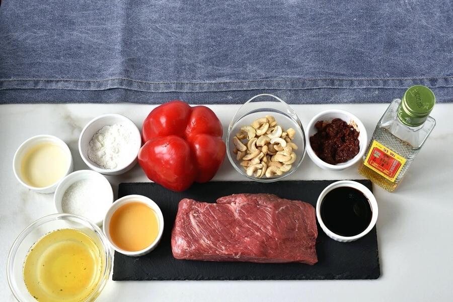 Рецепт приготовления вкусного китайского блюда: говядина  Кунг Пао . Вкусно, полезно и сытно