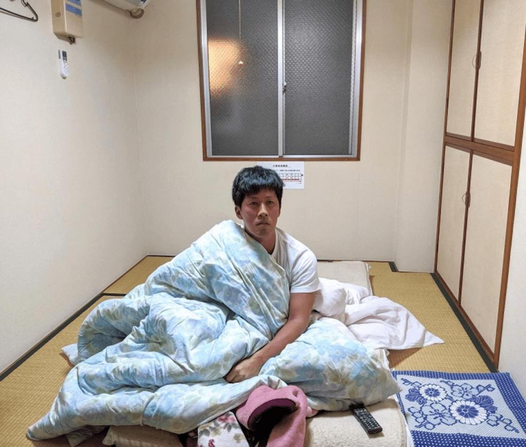 Японская гостиница предлагает комнату за 1 евро в сутки, если вы согласитесь на 24-часовую трансляцию на