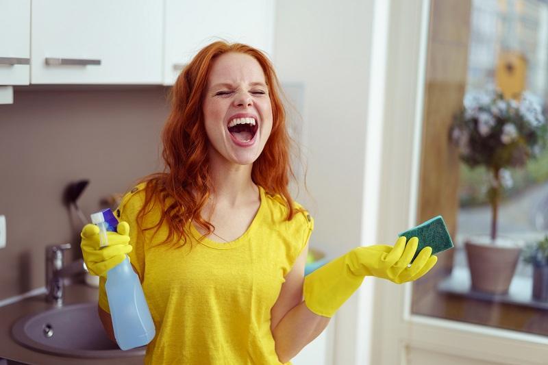 Оказывается, по тому, как человек проводит уборку в доме, можно определить его характер