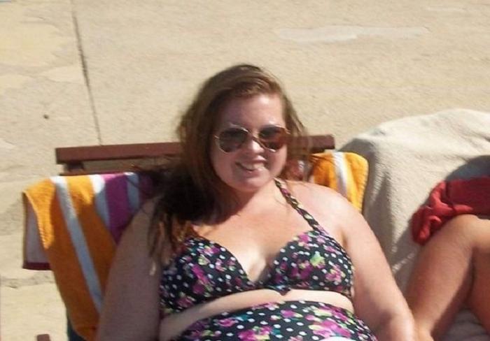 Полная девушка сбросила лишний вес, чтобы выглядеть шикарно на свадьбе своей сестры: фото до и после