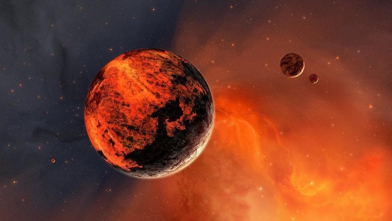 Ученые-генетики работают над созданием сверхлюдей для полетов на Марс