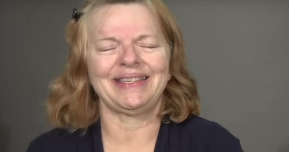 66 летняя женщина помолодела на 20 лет благодаря новой прическе