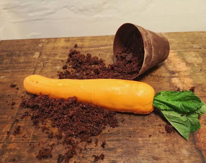 Красивые вкусняшки: необычные десерты, которые сразу хочется попробовать