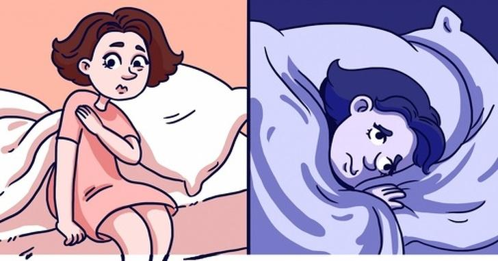 6 угроз, с которыми вы сталкиваетесь, если спите более 8 часов: депрессия, проблемы с весом и многое другое