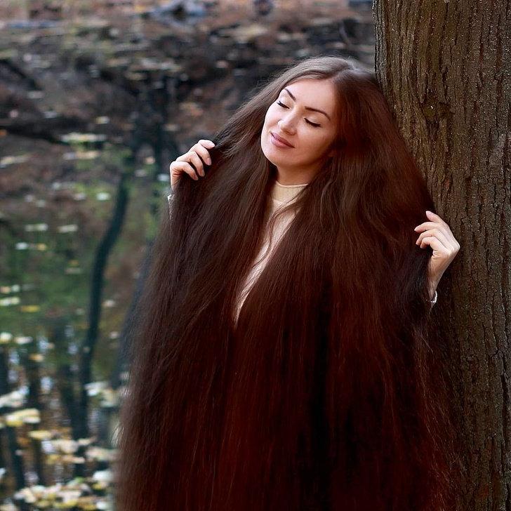 Хочу длинные волосы но они фотомонтаж