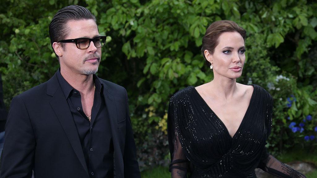 Анджелина Джоли хочет уехать из США, но этому мешает Брэд Питт
