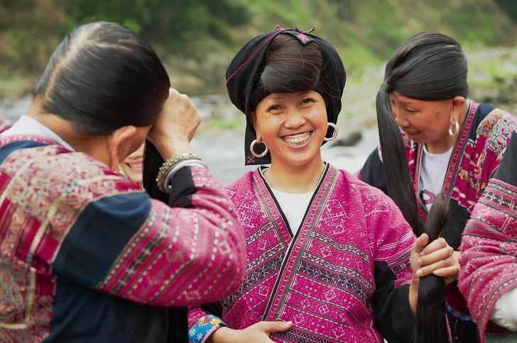 Почему у китайский женщин такие красивые волосы: учимся готовить популярное