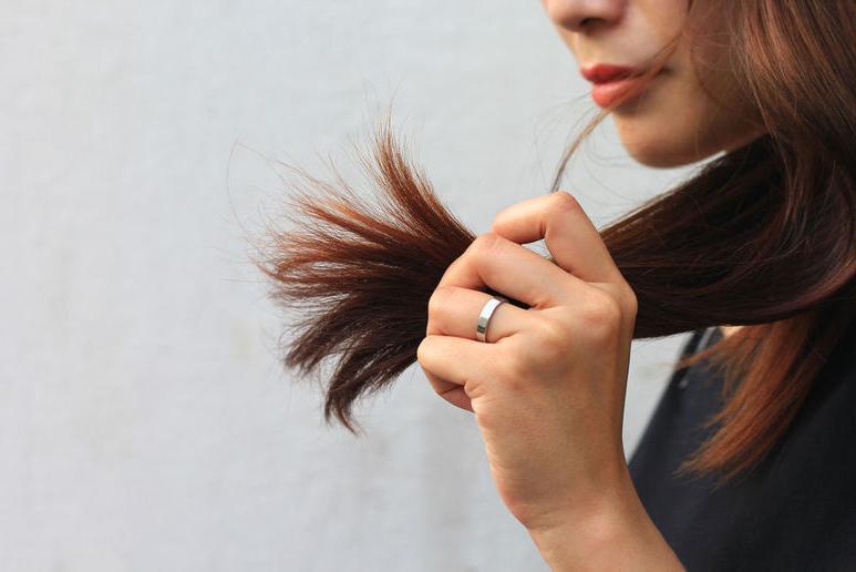 Как с помощью правильного питания и нехитрых приемов избавиться от секущихся кончиков волос