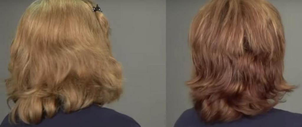 66-летняя женщина помолодела на 20 лет благодаря новой прическе
