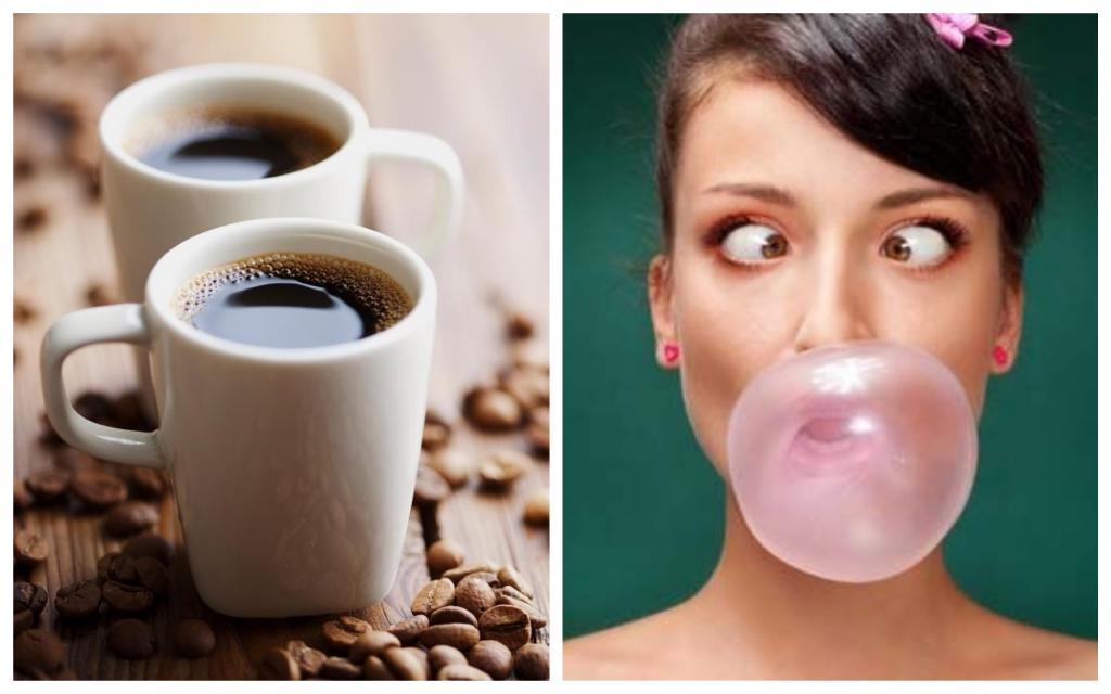 Жевать жевательную резинку и пить кофе: ежедневные привычки, которые полезны для нашего самочувствия