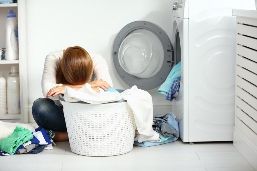 Эксперты говорят, что нельзя стирать одежду при 40 °С. Жаль, что раньше этого не знала