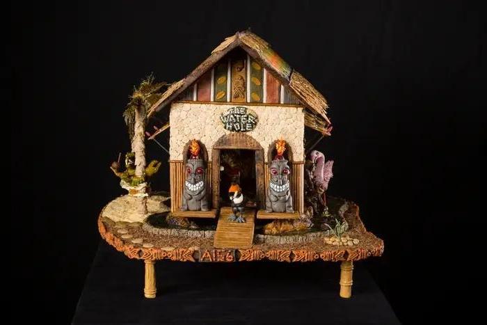 В США прошел национальный конкурс пряничных домиков. Фото лучших творений