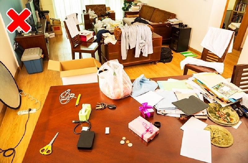 Как ни старайся: фото 10 вещей в интерьере, которые не сделают дом уютным