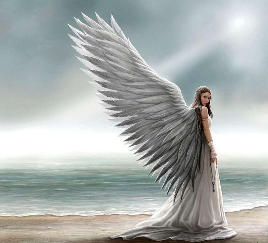 Умение во всем видеть хорошее, желание всех спасти: признаки того, что вы являетесь ангелом в человеческом облике