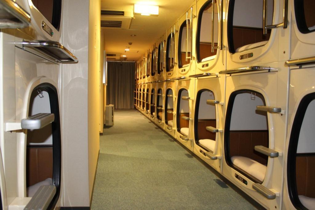 5 самых интересных капсульных отелей в Азии, которые стоит посетить: капсулы времени, отель Pod и другие