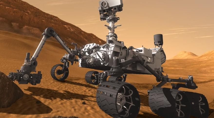 Новый марсоход испытан в условиях, близких к тем, с которыми он столкнется
