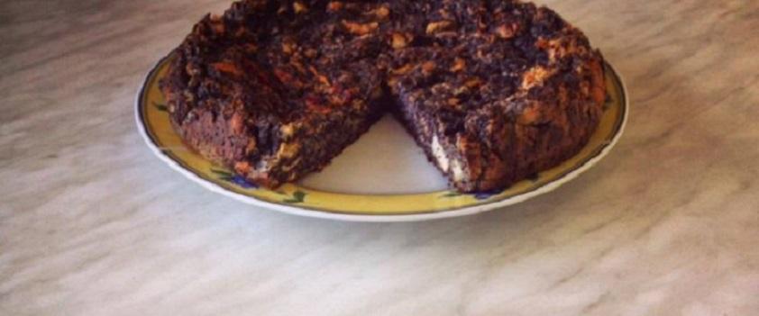 Пирог с маком и ванилью: обалденный вкус и простота в приготовлении (рецепт)