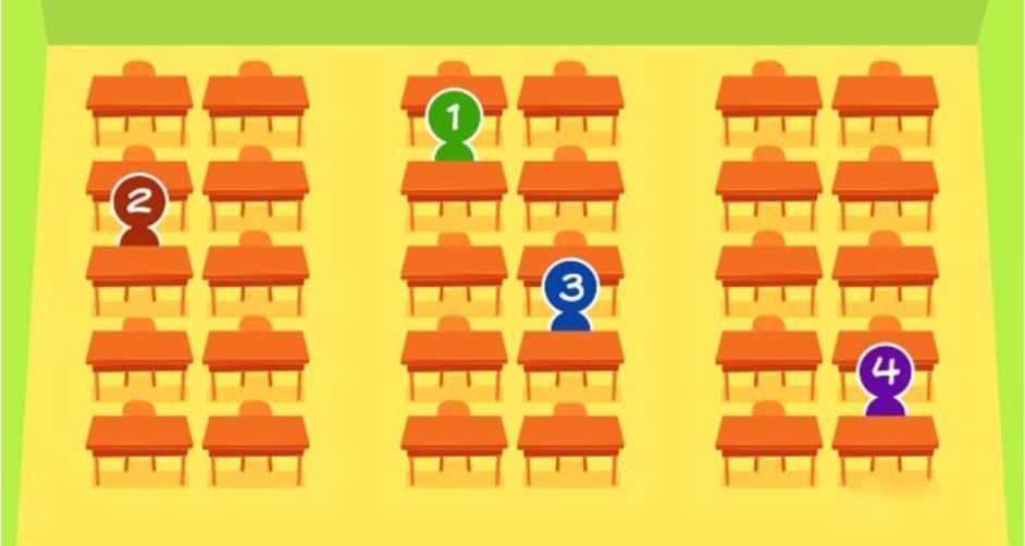 За какую школьную парту вы сели бы? Ваш ответ расскажет многое о вашем характере (тест)