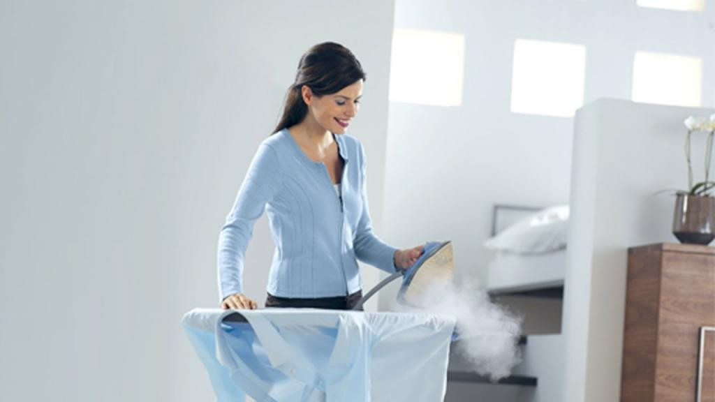 Мытье пола   377 калорий, глажка   221: худеем, занимаясь домашними делами