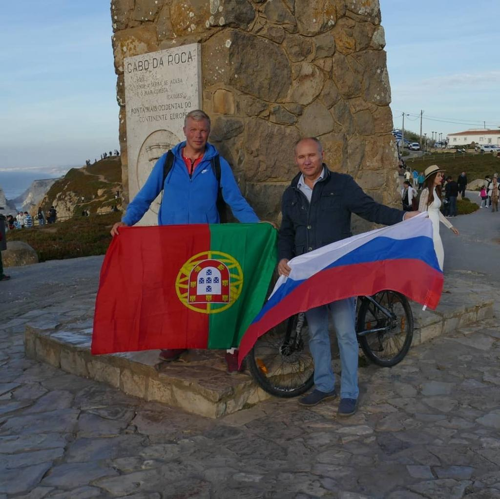 Уфимский велосипедист пять месяцев колесил по Европе, чтобы развезти письма российских школьников