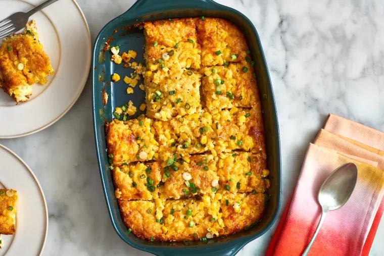 Рецепт приготовления вкуснейшей кукурузной запеканки. Шикарное и вкусное блюдо