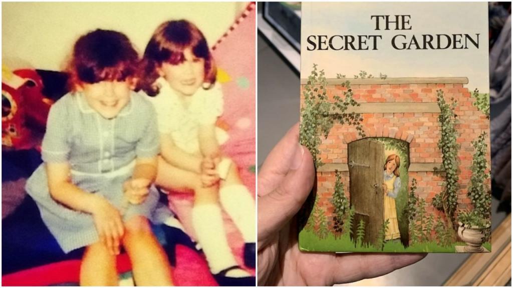 В детстве Зои пожертвовала свою любимую книжку на благотворительность, а спустя 25 лет нашла ее на прилавке магазина