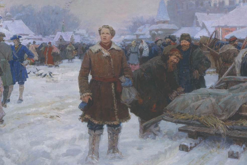 Убежал в Москву от нелюбимой невесты: 19 ноября родился ученый Михаил Ломоносов
