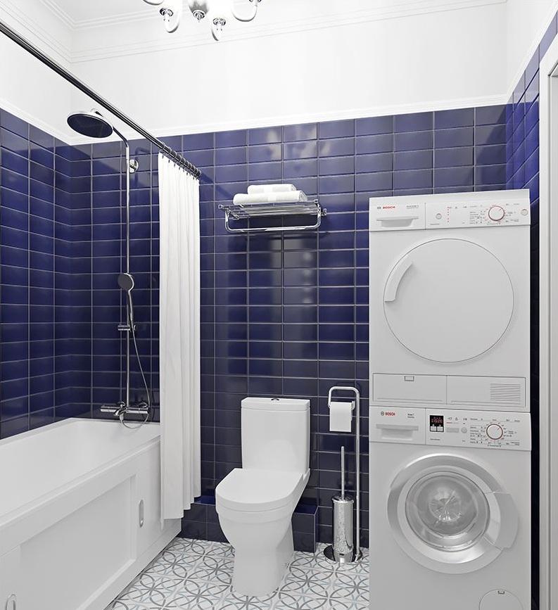 Старую квартиру в Санкт-Петербурге дизайнер превратил в настоящий рай: фото