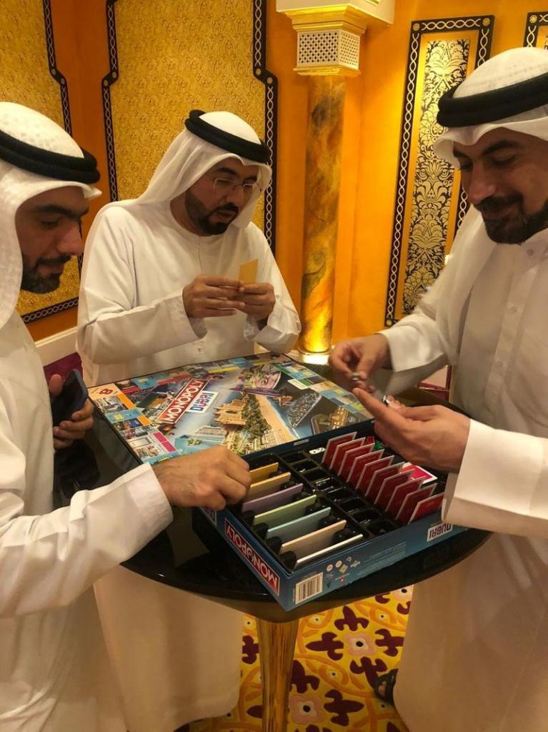 Идея подарка: в Дубае появилась своя