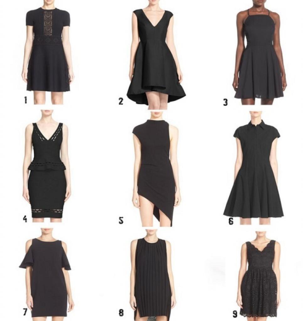 Сможете угадать, какое из платьев самое дорогое? Тест для истинных женщин