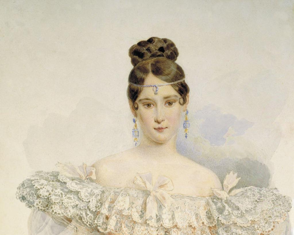 Роман с императором: правда ли, что у жены Пушкина была любовная связь с Николаем Первым