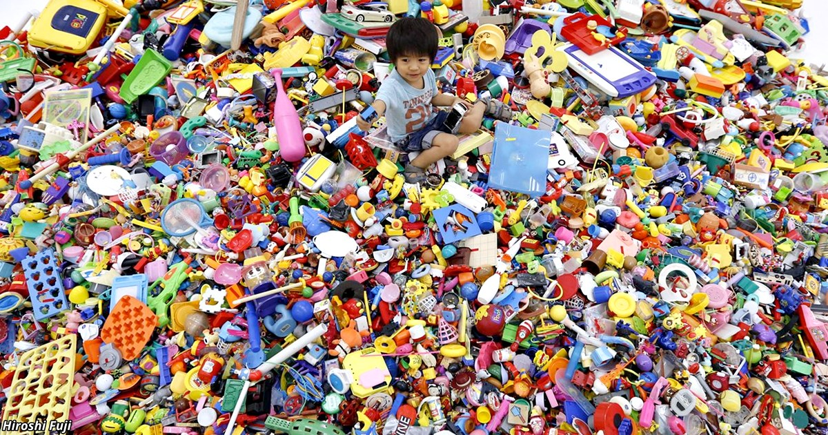 Дарите детям опыт, а не игрушки: так они станут умнее и счастливее