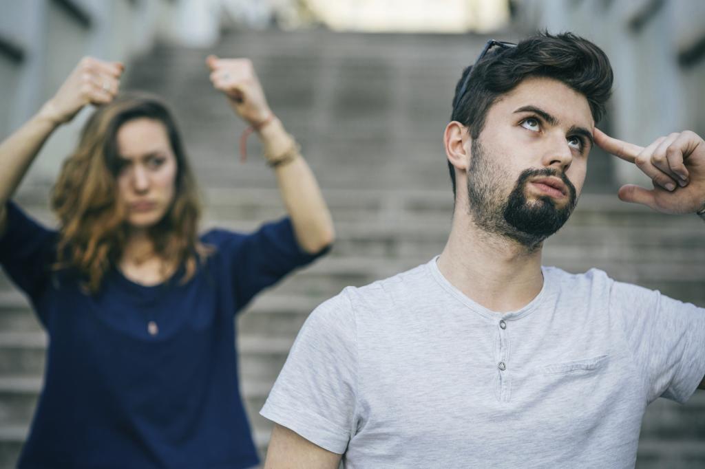 Новый бывший: почему женщины выбирают один и тот же тип мужчин