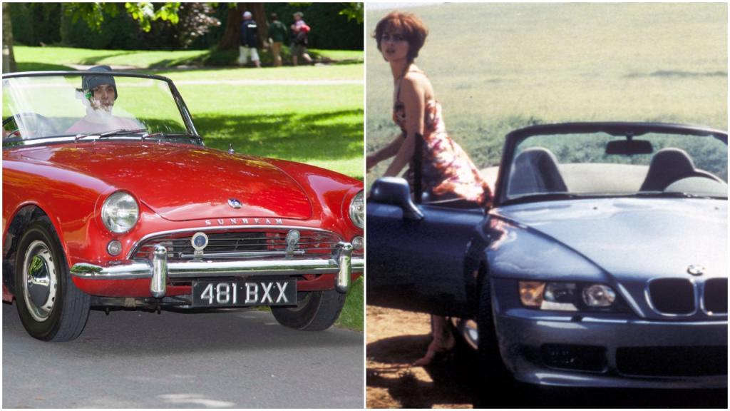 Лучшие и худшие машины Бонда: например, Sunbeam Alpine был идеален, а BMW Z3 немного подкачал