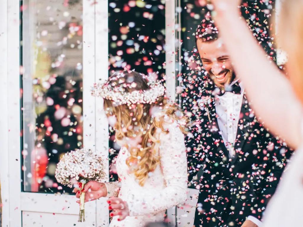 Персональное меню и интерактивные развлечения: эксперты рассказали о самых интересных свадебных тенденциях 2020 года