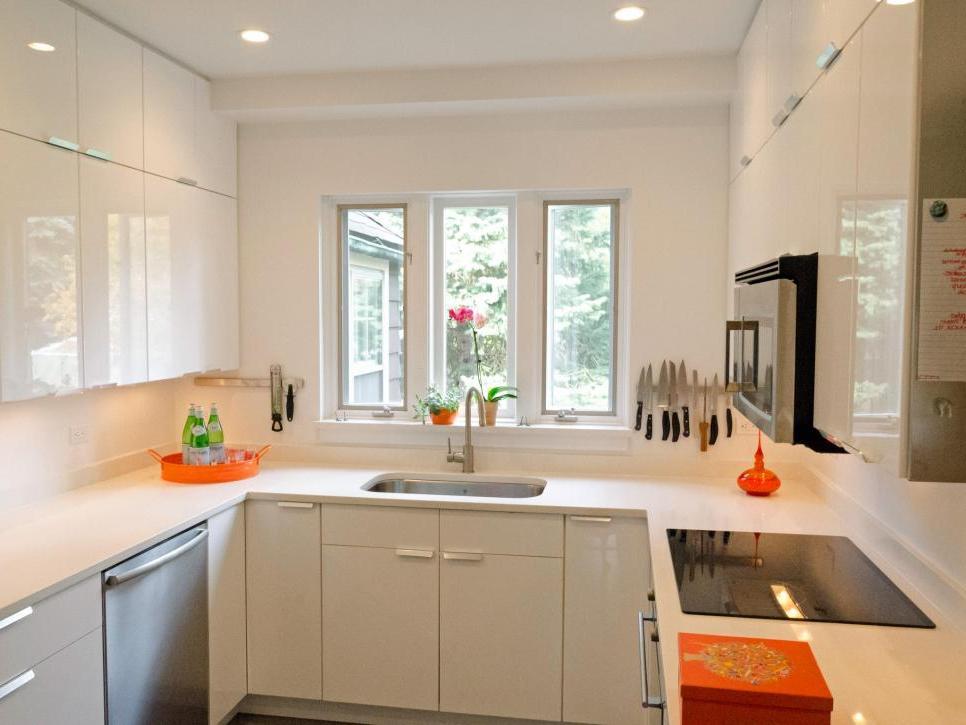 Советы дизайнера: как организовать пространство маленькой кухни