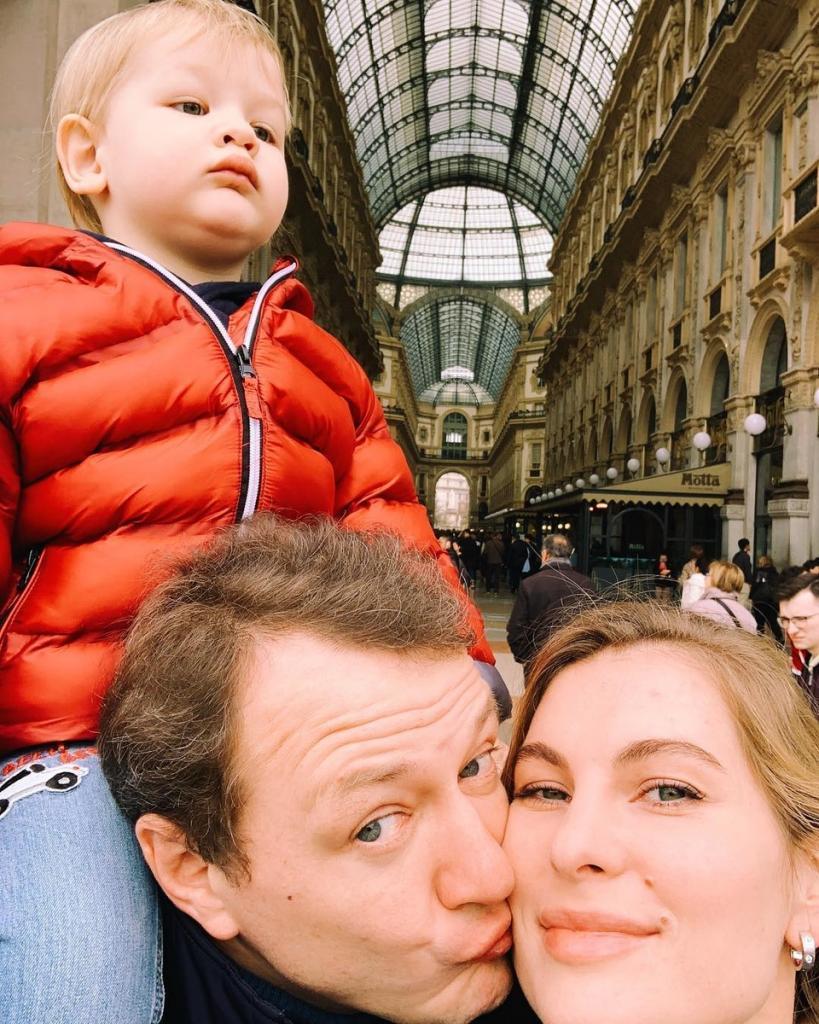 Сын Марата Башарова растет копией известного папы-телеведущего (фото)