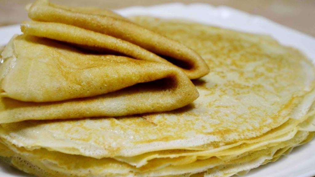 Правильные блинчики: секрет заключается в очередности добавления ингредиентов в тесто