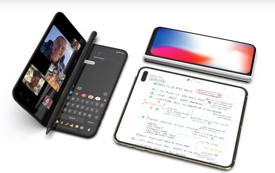 Скорее всего, не получит популярности: какие проблемы ждут Apple, если они выпустят складной телефон