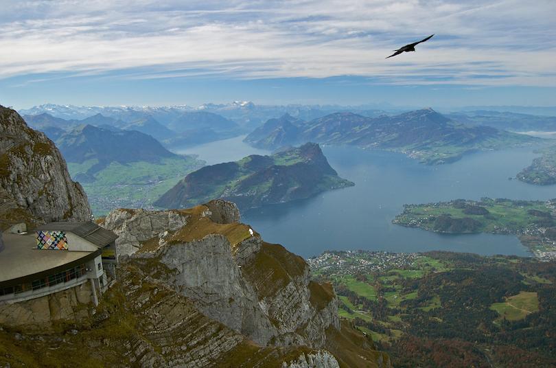 Гора Пилатус, живописный Гриндельвальд и другие значимые достопримечательности Швейцарии, которые стоит увидеть