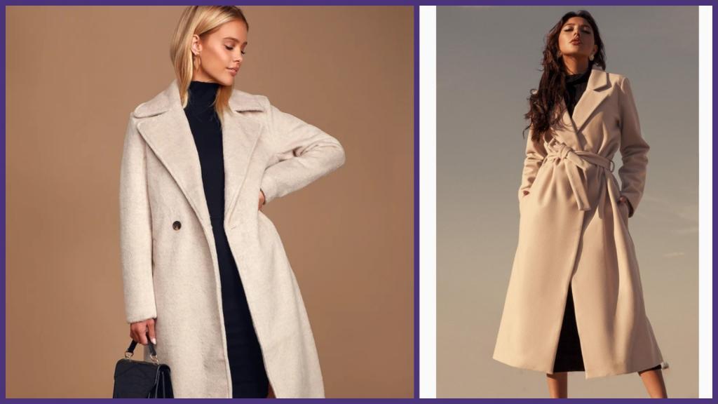 Как выглядеть дорого при малом бюджете? Дизайнеры подсказали лайфхак: бежевое пальто всегда создаст впечатление