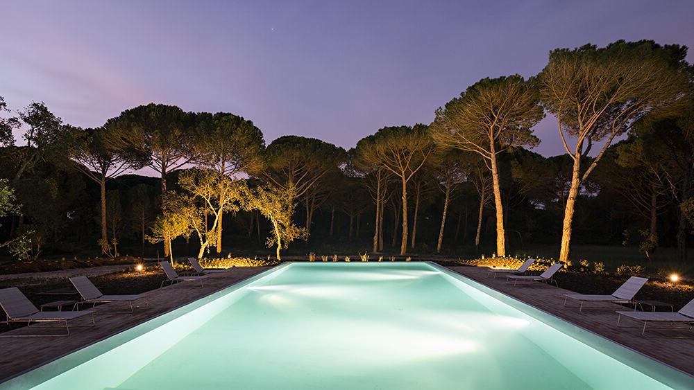 Sublime Comporta - настоящая роскошь: загородный отель в Португалии с биоорганическими бассейнами для купания