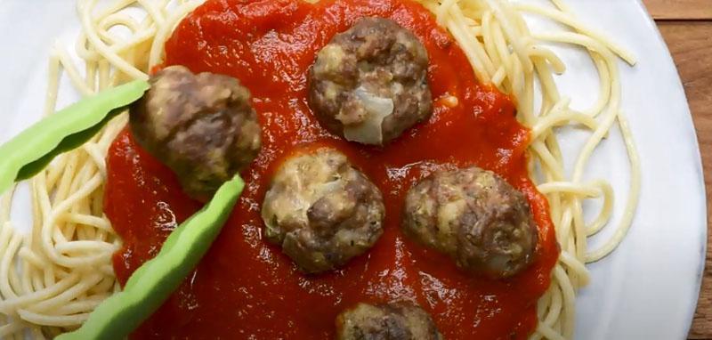 Итальянский рецепт фрикаделек из говядины и индейки от прапрабабушки: замораживаю сырые, и каждый день, как в ресторане