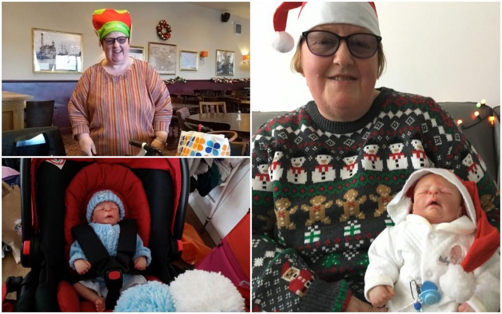 Трейси всегда боялась Рождества: 53-летняя женщина считает куклу своим ребенком и мечтает встретить праздник вместе с ней