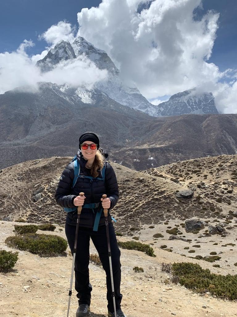 Насколько сложен подъем на Эверест? Впечатления девушки, которая поднялась на огромную высоту